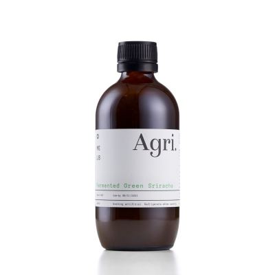 AGRI FERMENTED GREEN SRIRACHA 200ml