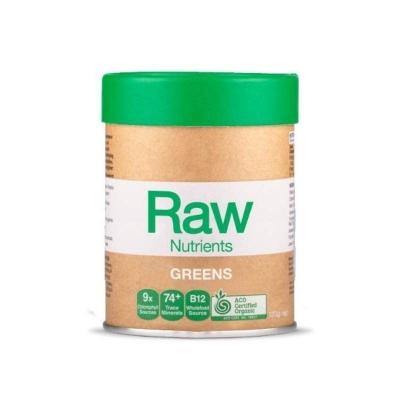 AMAZONIA RAW RAW PREBIOTIC GREENS 120g