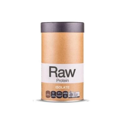 AMAZONIA RAW PROTEIN ISOLATE - CHOC COCONUT 500g