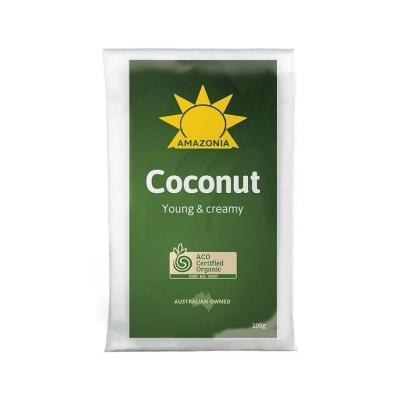 AMAZONIA COCONUT FOOD SERVICE 60 x 100g