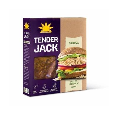 AMAZONIA TENDER JACK - ORIGINAL PULLED JACKFRUIT 300g