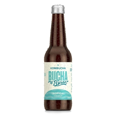 BUCHA BYRON - TROPICAL KOMBUCHA 330ml