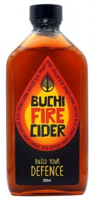 BUCHI FIRE CIDER 200ml