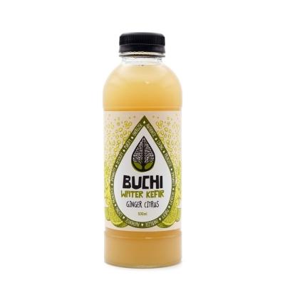 BUCHI - GINGER CITRUS WATER KEFIR 500ml