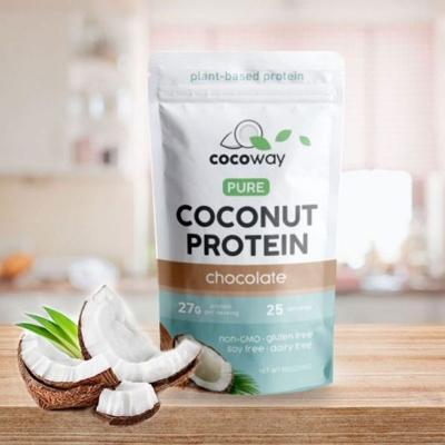 COCOWAY COCONUT PROTEIN POWDER - CHOCOLATE 1KG