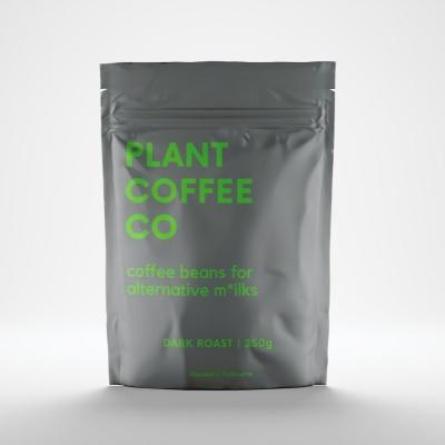 PLANT COFFEE CO DARK ROAST 250g (GREEN)