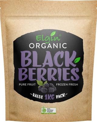 ELGIN - ORGANIC BLACKBERRIES 1KG