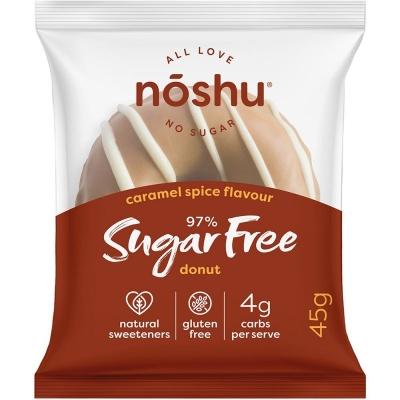 NOSHU CARAMEL SPICE DONUT 45g