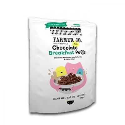 FARMER JO CHOCOLATE BREAKFAST PUFFS 700g