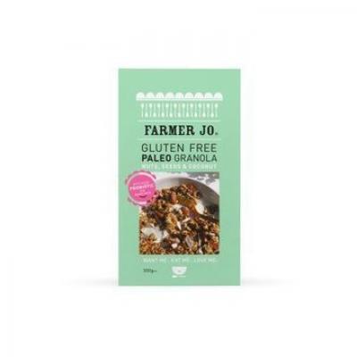 FARMER JO GLUTEN FREE PALEO MUESLI 300g