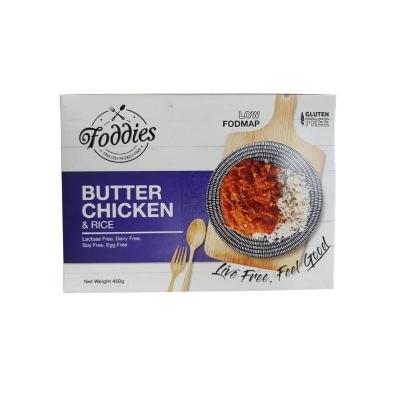 FODDIES BUTTER CHICKEN & RICE 350g