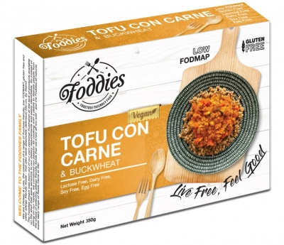 FODDIES TOFU CON CARNE 350g