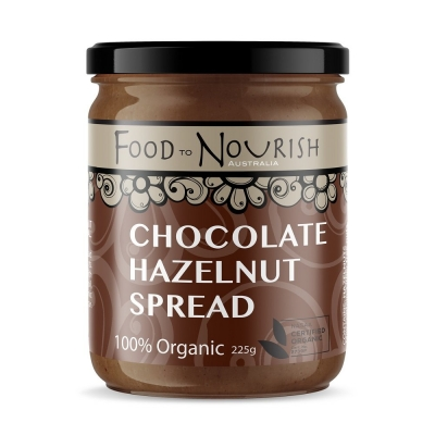 FTN CHOCOLATE HAZELNUT SPREAD 225g