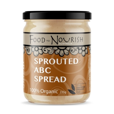 FTN SPROUTED ABC SPREAD 225g