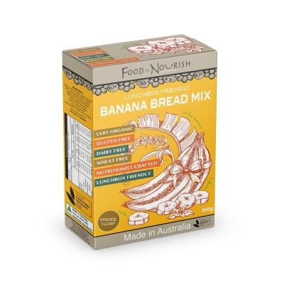 FTN BANANA BREAD MIX 360g
