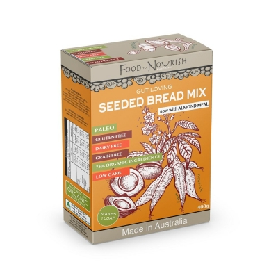 FTN SEEDED BREAD MIX 400g