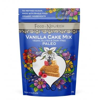 FTN VANILLA CAKE MIX 400g