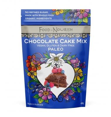 FTN CHOCOLATE CAKE MIX 400g