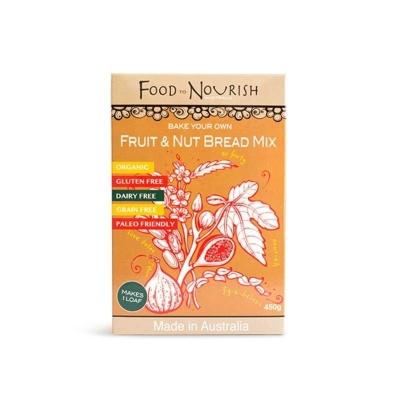 FTN FRUIT BREAD MIX 450g