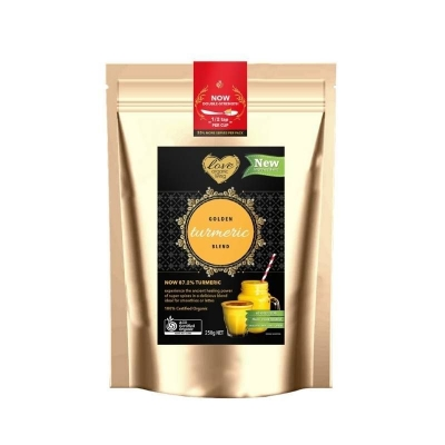 LOL GOLDEN TURMERIC BLEND  250g