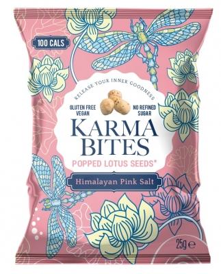 KARMA BITES - HIMALAYAN PINK SALT 25g
