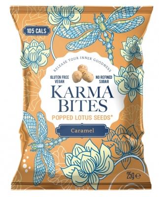 KARMA BITES - CARAMEL 25g