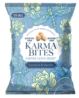 KARMA BITES - COCONUT & VANILLA 25g