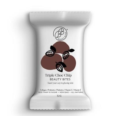 BEAUTY BITES - TRIPLE CHOC CHIP BROWNIE 32g