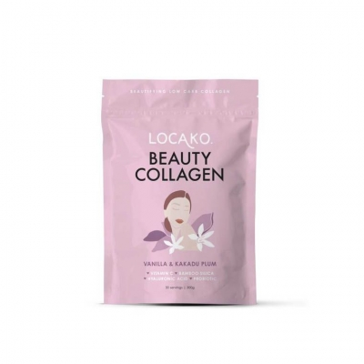 LOCAKO BEAUTY COLLAGEN VANILLA & KAKADU PLUM 300g