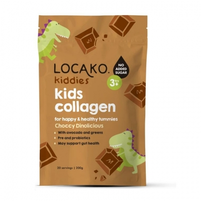 LOCAKO KIDS COLLAGEN CHOCCY DINOLICIOUS 200g