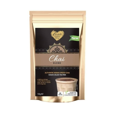 LOL GOLDEN CHAI BLEND 100g