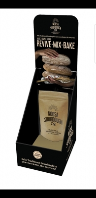 NOOSA SOURDOUGH - SOURDOUGH STARTER DISPLAY BOX (20)