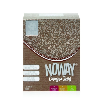 NOWAY COLLAGEN JELLY SACHETS - MIXED 21g