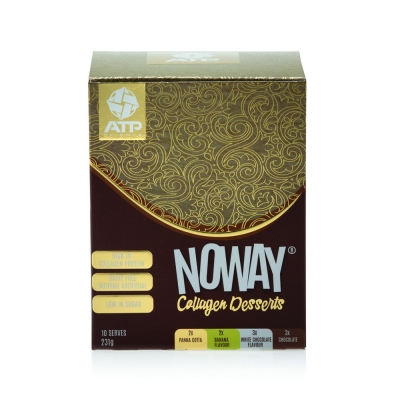NOWAY COLLAGEN MOUSE SACHETS - MIXED BOX 22g