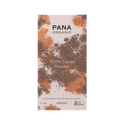 PANA ORGANIC BAKING - CACAO POWDER 200g