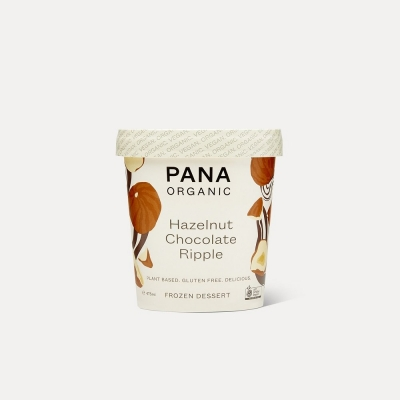 PANA ICE CREAM HAZELNUT CHOCOLATE RIPPLE 475ml