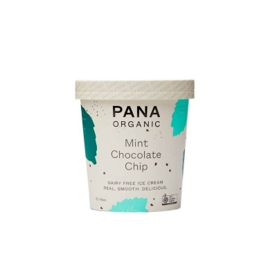 PANA ICE CREAM MINT CHOCOLATE CHIP 475ml