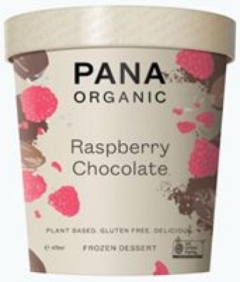 PANA ICE CREAM RASPBERRY CHOCOLATE 475ml