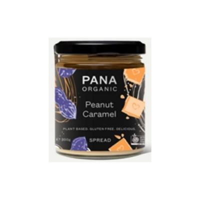 PANA PEANUT CARAMEL SPREAD 200g