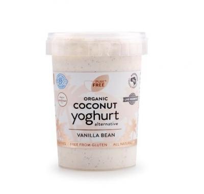 PURE COCONUT YOGHURT PANNA COTTA 200g
