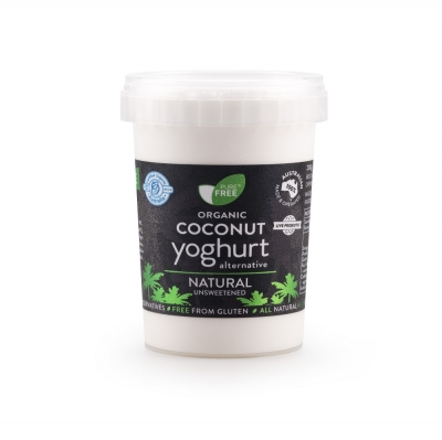 PURE COCONUT YOGHURT NATURAL 200g