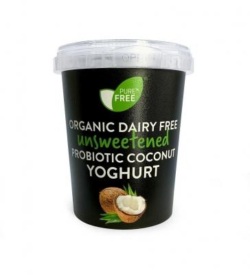 PURE COCONUT YOGHURT NATURAL 500g