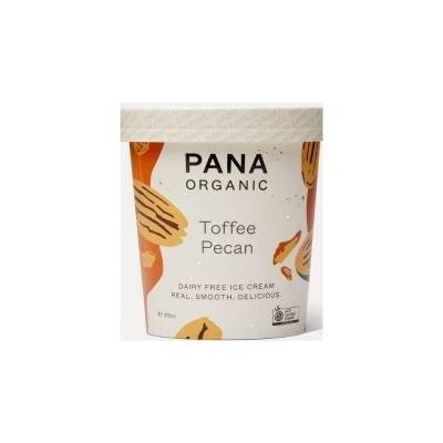 PANA ICE CREAM TOFFEE PECAN 475ml