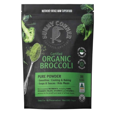 SUNNY CORNER FARMS BROCCOLI POWDER 150g