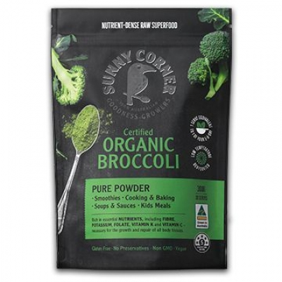 SUNNY CORNER FARMS BROCCOLI POWDER 300g