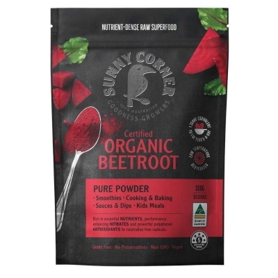 SUNNY CORNER FARMS BEETROOT POWDER 150g
