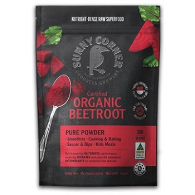 SUNNY CORNER FARMS BEETROOT POWDER 300g