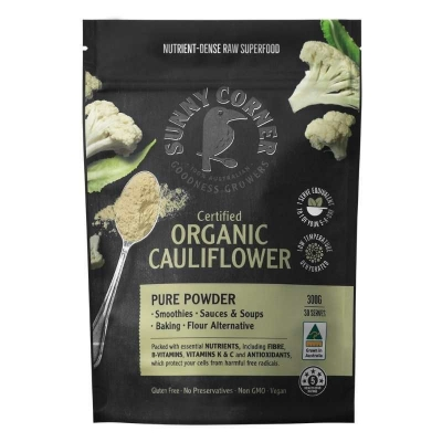 SUNNY CORNER FARMS CAULIFLOWER POWDER 150g