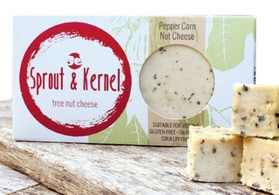 SPROUT KERNEL PEPPERCORN NUT CHEESE 120g