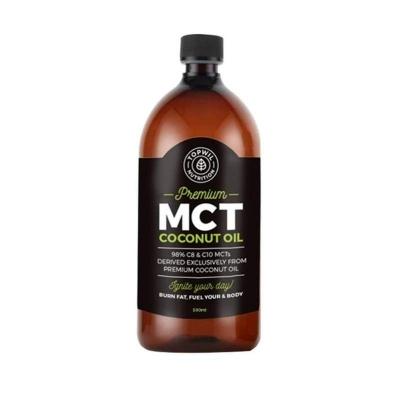 TOPWIL ORGANIC MCT OIL 500ml